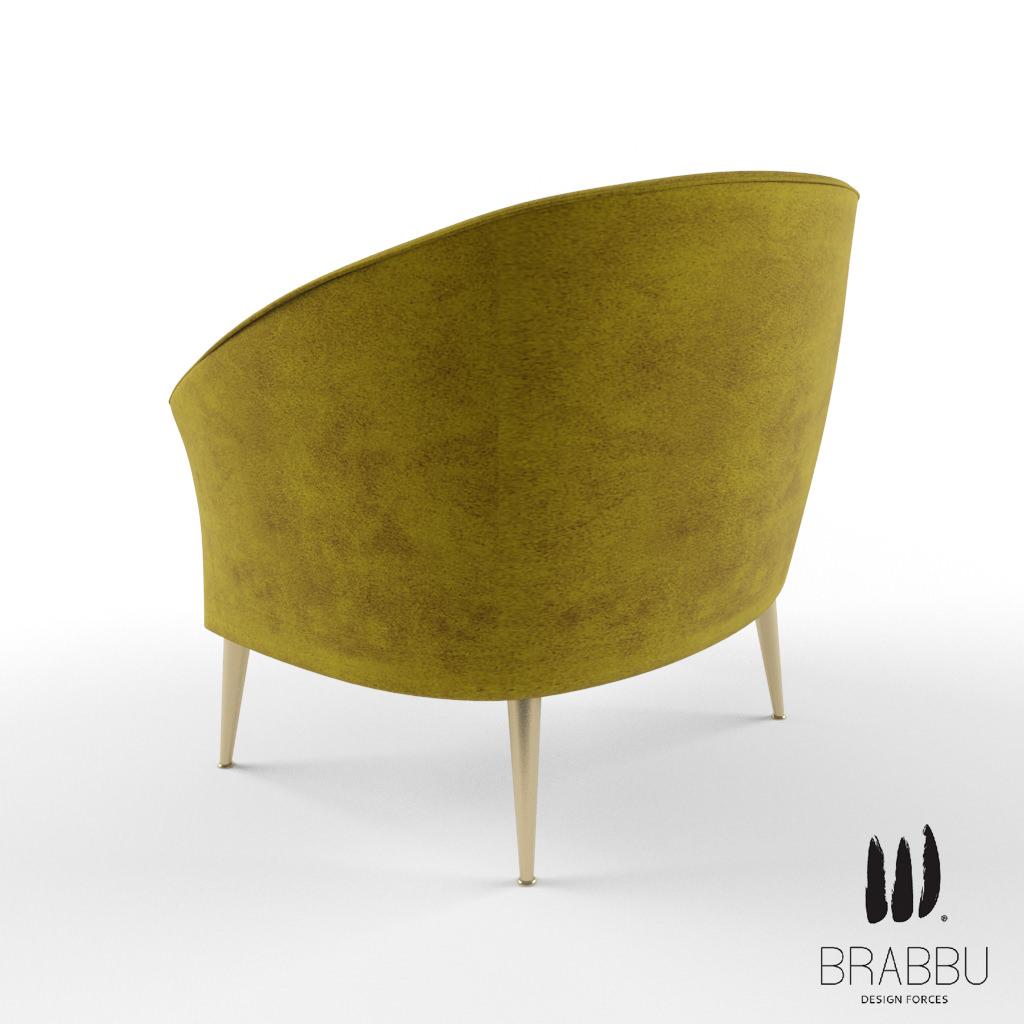 Brabbu maya 3d model max dwg for Chair 3d model maya