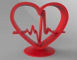 3D printable model HeartBeat