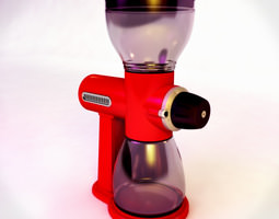 coffee mill 3D model