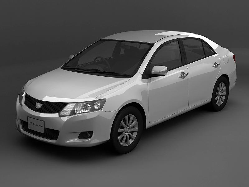 2008 Toyota Allion