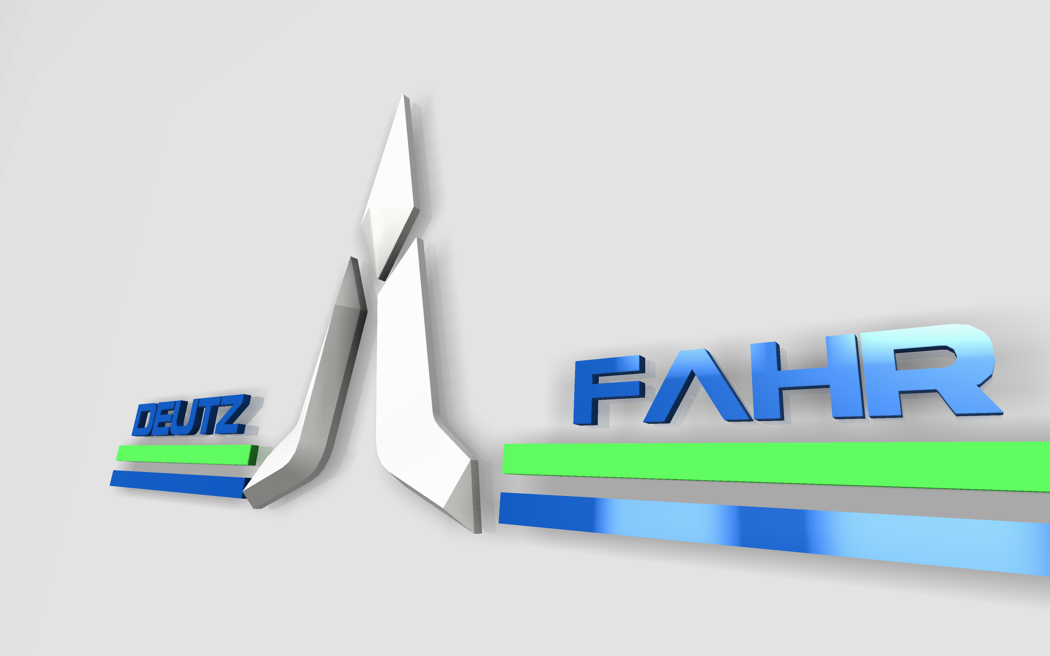 Same Deutz Fahr Logo 3d Printable Model Cgtrader Engine Diagram Stl Dwg Ige Igs Iges Iam Ipt 4