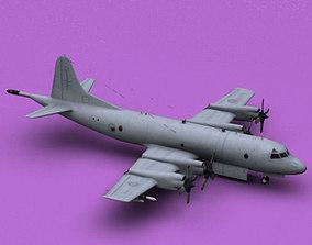 P-3 Royal New Zealand Air Force 3D