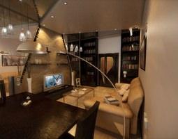 3D model Large apartment
