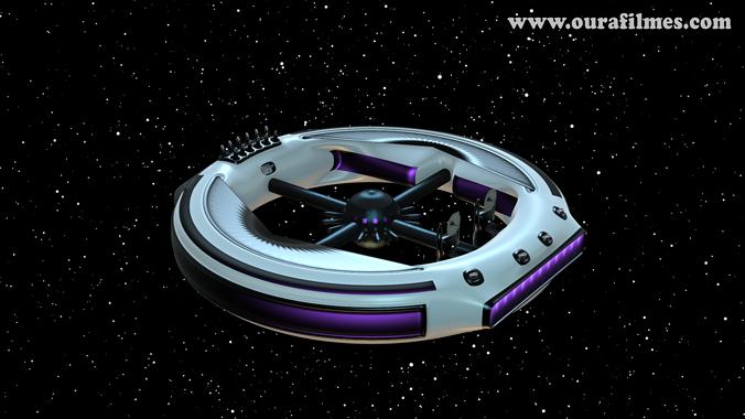 space base 3d model obj mtl 3ds 1