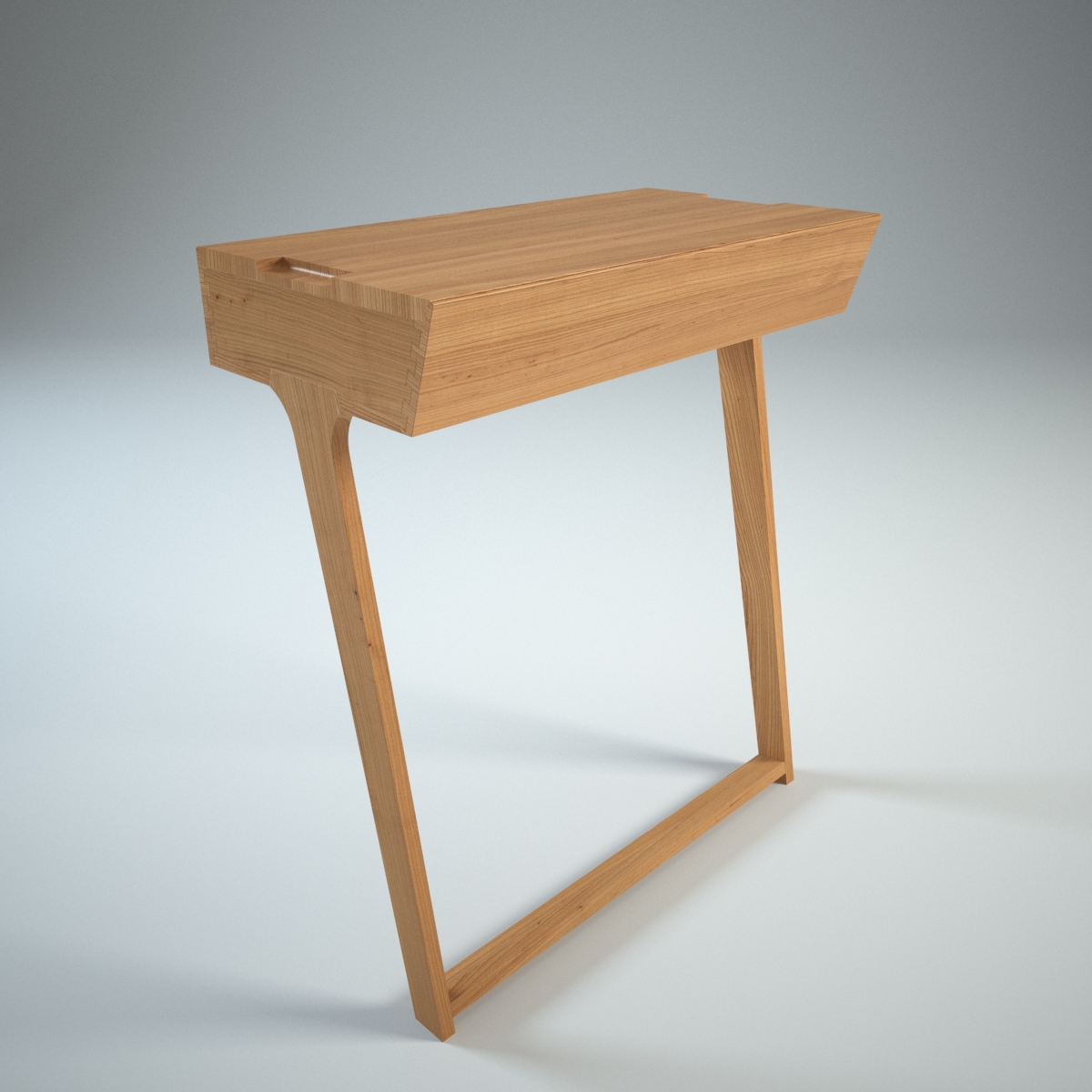 Quello table 3d model max for Table 3d model