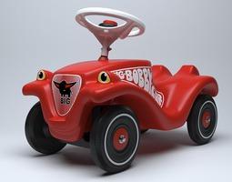 Bobby-Car 3D