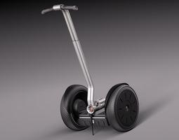 Segway I2 3D Model