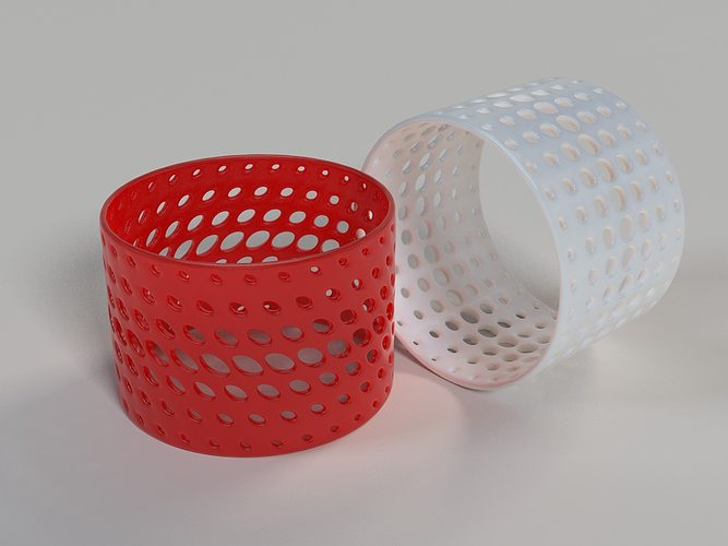 bracelet 3d model max obj fbx stl mtl 1