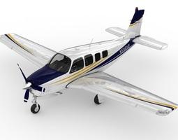 Beechcraft Bonanza G36 3D