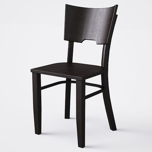 chair fameg 3d model max fbx unitypackage prefab 1