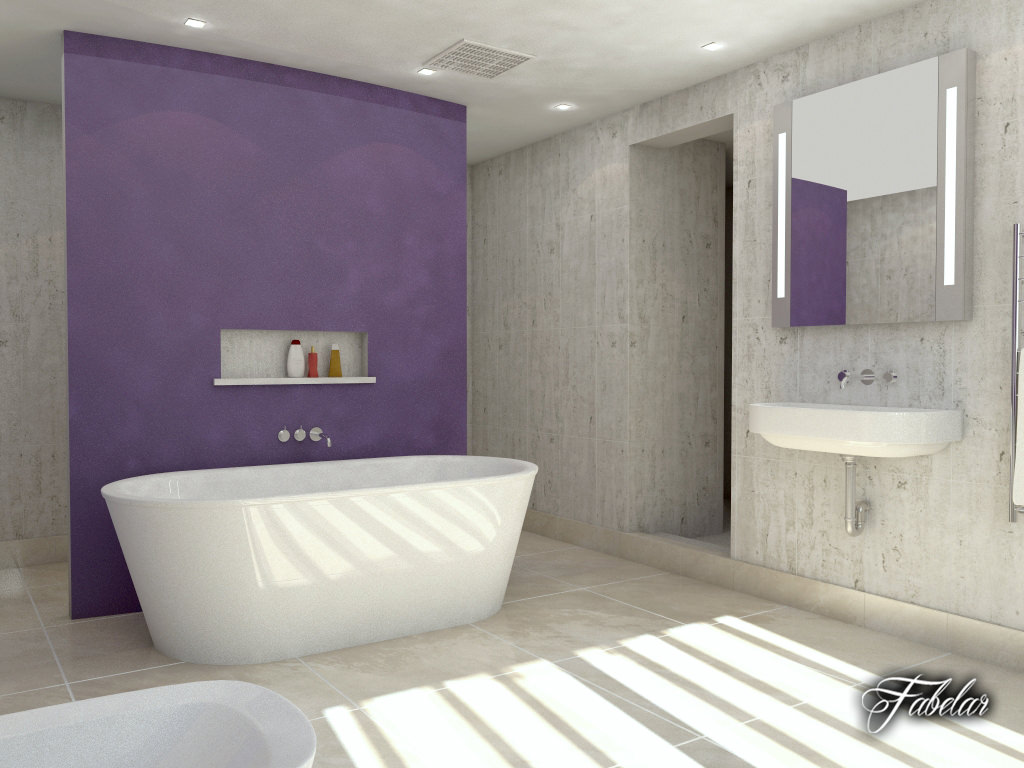 Bathroom 3d Model bathroom 3d model bathroom | cgtrader