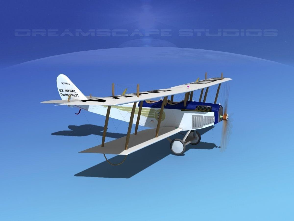 Curtiss JN-2 Jenny V11 US Air Mail