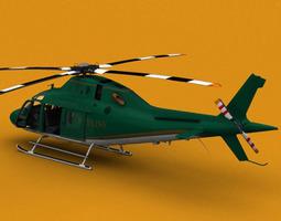 3D model Agusta A119 Koala Skyline