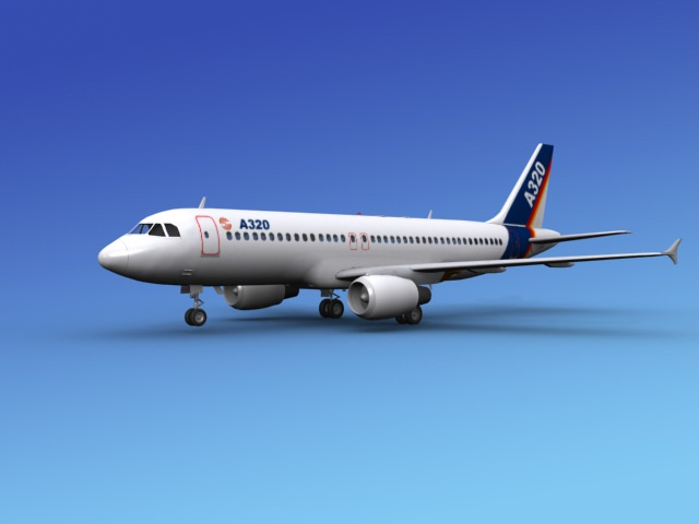 Airbus A320 1