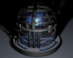 Power Generator 3D model