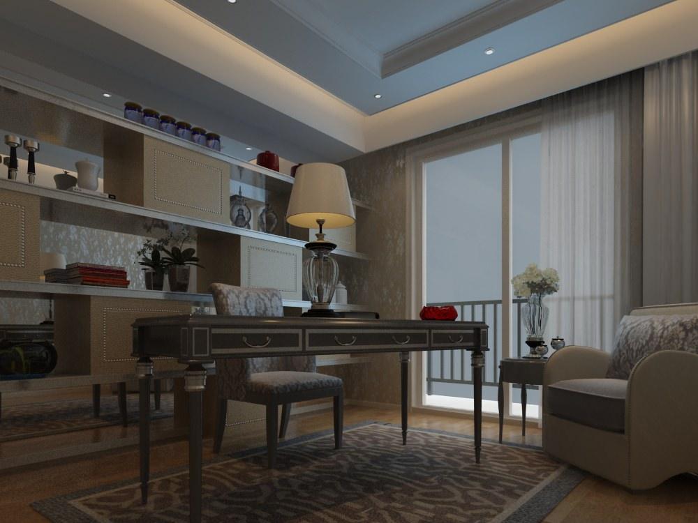 Modern design room 3d model max for 3d decoration models