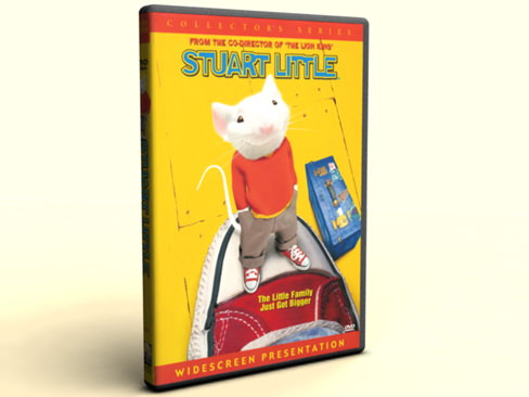DVD Case Amaray