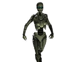 Fema Droid 3D printable model