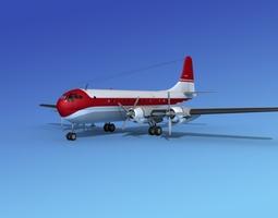 3D model Boeing 377 Corporate 1