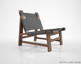 Ralph Lauren Sonora Canyon Sling chair 3D model