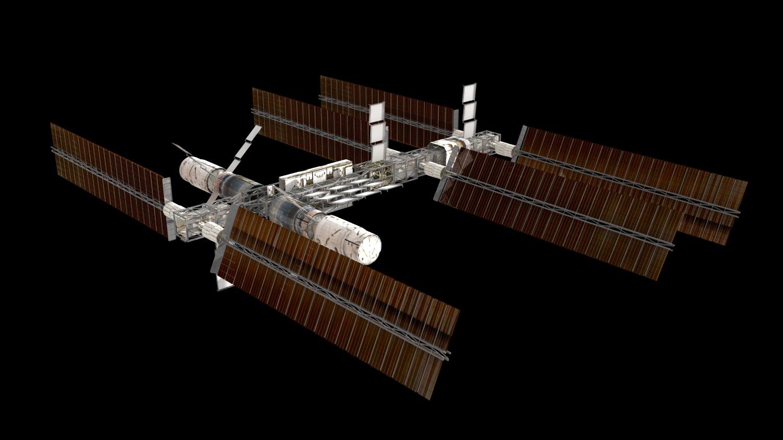 3d model international space station - photo #45