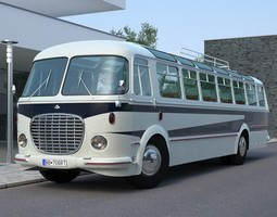 Skoda 706 RTO Lux 3D