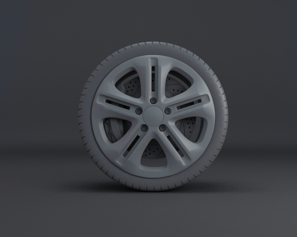 Wheels set 01