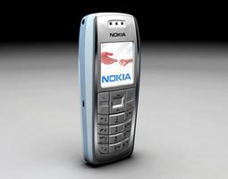 3D model Nokia 3120