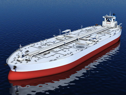 oil tanker 3d model max obj mtl 3ds c4d lwo lw lws ma mb 1