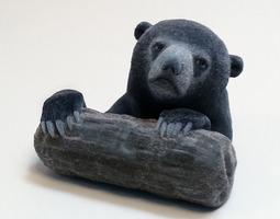 Confession Bear 3D print model