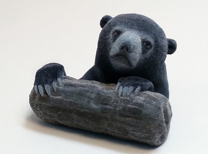 confession bear 3d model wrl wrz 1