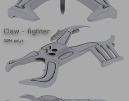 Claw alien fighter 3D