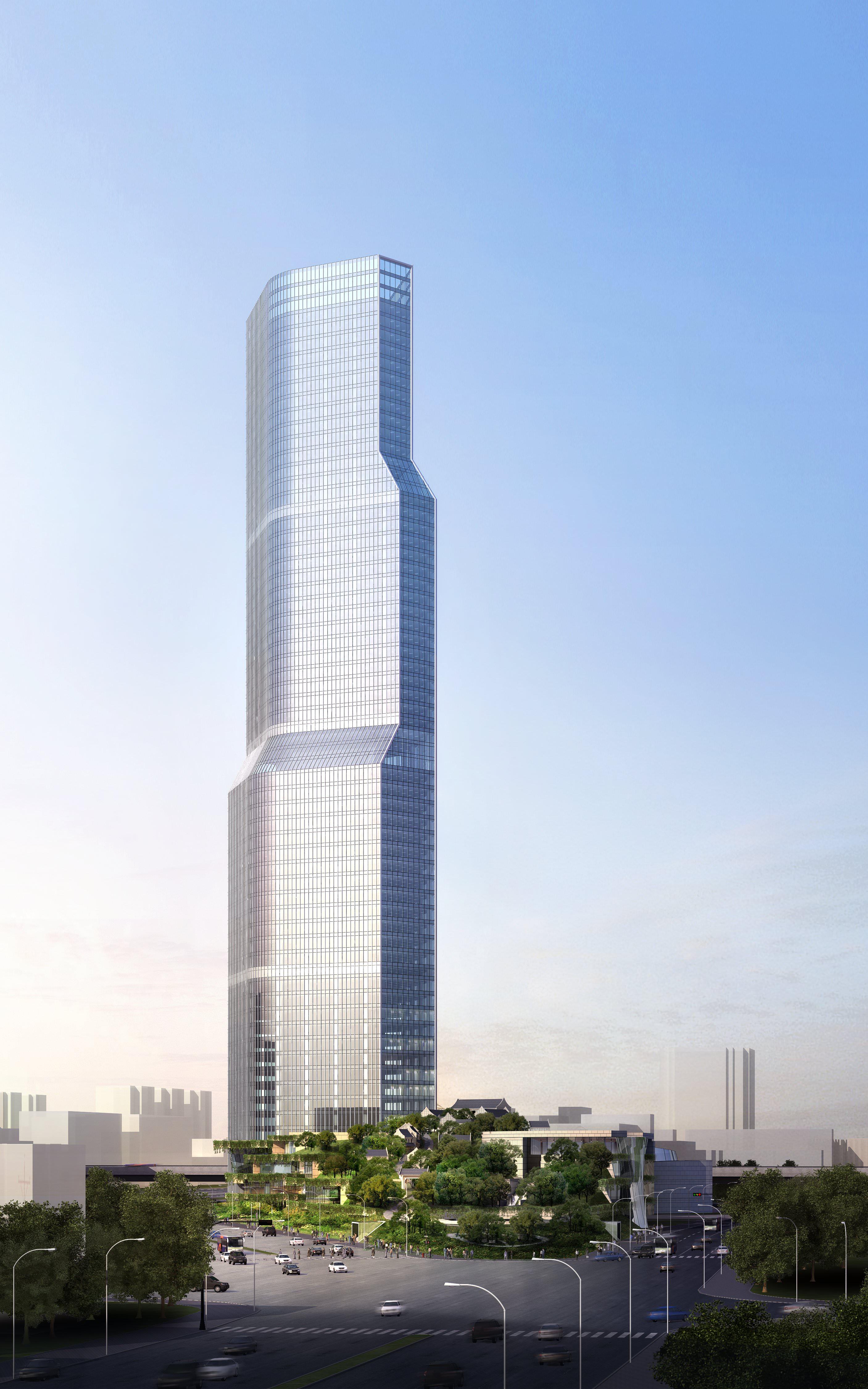 Skyscraper 3D Skyscraper Cityscape 468 3D Models Cgtrader