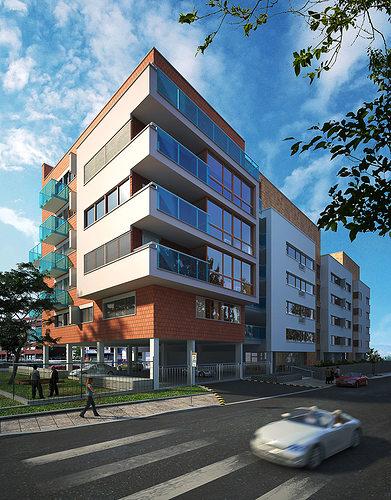 3d building 077 3d model max 1