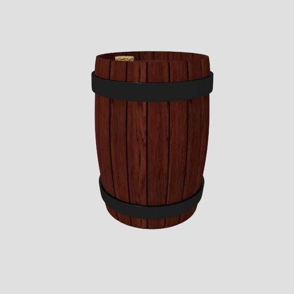Corked  Barrel