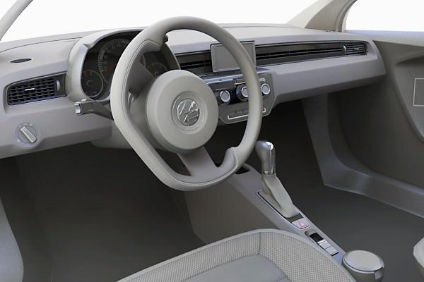 volkswagen xl1 with interior 3d model max obj 3ds lwo lw lws. Black Bedroom Furniture Sets. Home Design Ideas