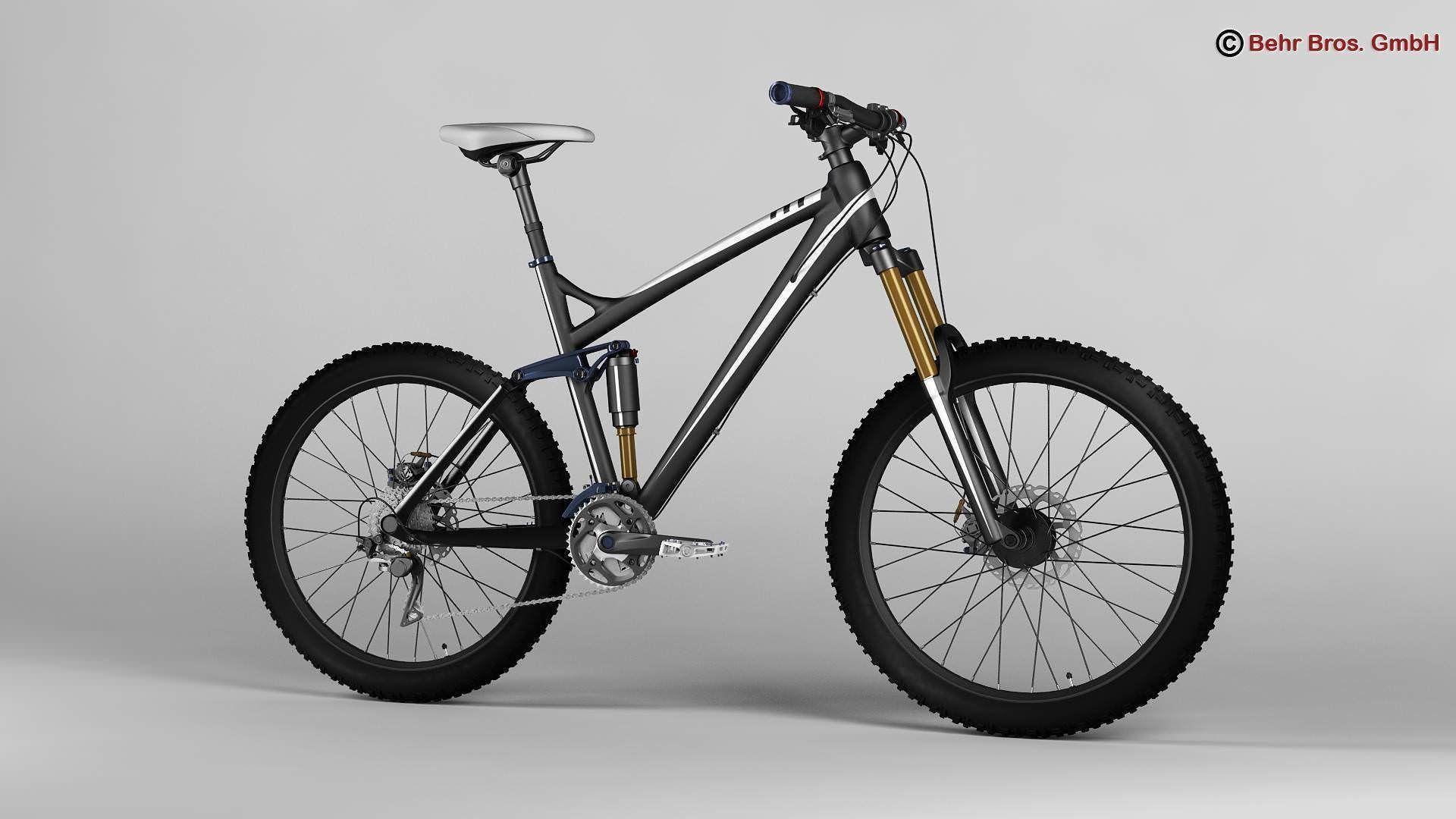 Generic Mountain Bike