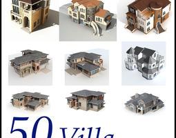 Villa Collection 50 items Vol1 3D