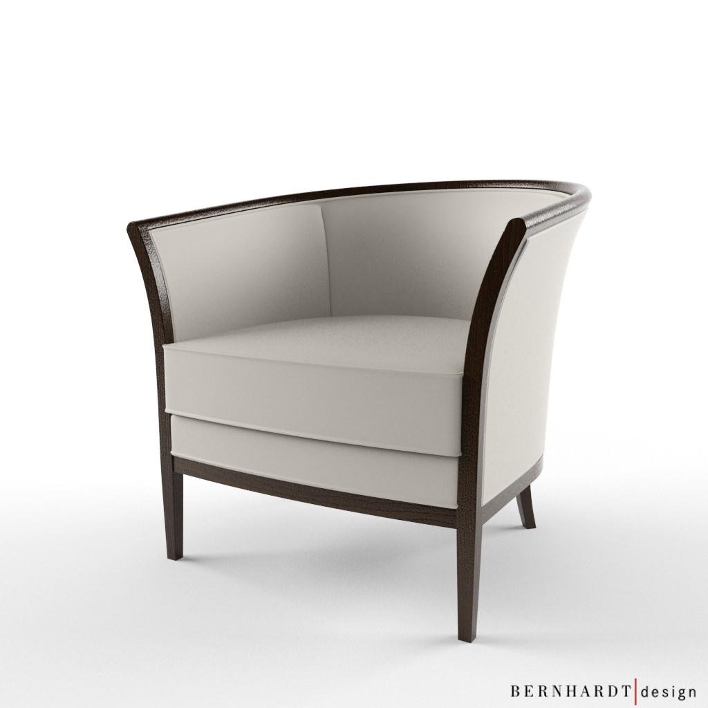 Bernhardt Design Madeleine Armchair 3d Model Max 1 ...