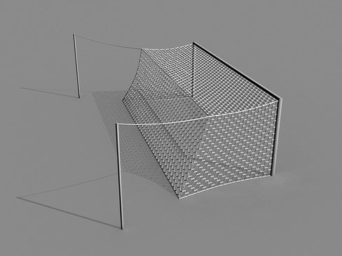 Soccer Goal 3d Model Free Download