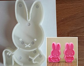 3D printable model Miffy Bunny