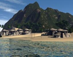 Quantum Beach 3D