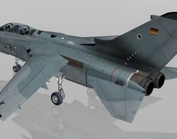 3D model Tornado IDS Luftwaffe aircraft AG51 Squadron 1