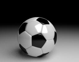 Soccer Ball soccer-stadium 3D model