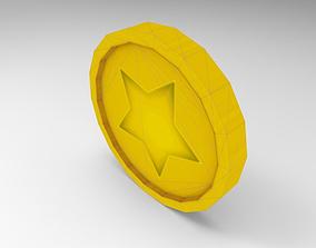 3D asset Comic Pickups Pack