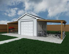 Garage-002 3D