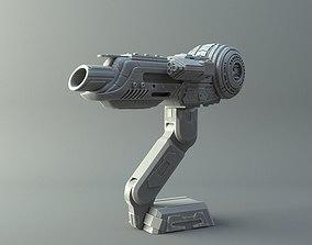 Predator Shoulder Cannon 3D print model