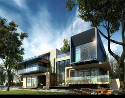 3d villa 023