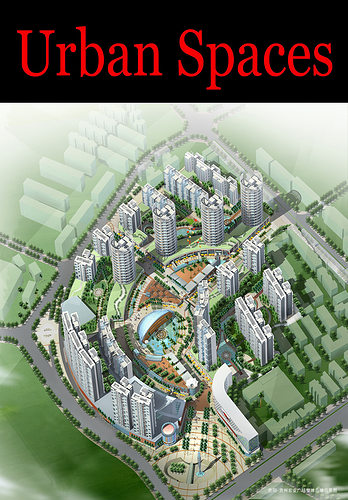 aristocratic urban cityscape 3d model max 3ds 1