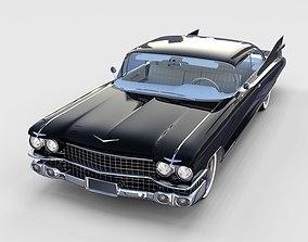 3D 1959 Cadillac Eldorado Coupe rev